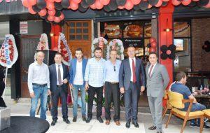Biga'da Etiler Marmaris açıldı