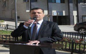 CHP'de İlçe Başkanı İstifa Etti