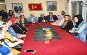 """Ahmet Tekin: """"Bigalılarla Gönül Köprüsü Kurduk"""""""