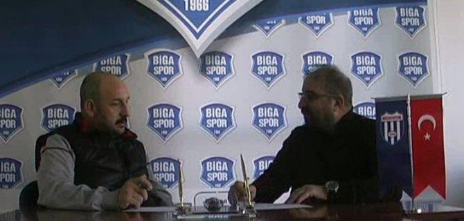 Başkan Durak'tan Biga Tribün'e flaş açıklama!