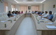 Biga TSO'dan Biga Fuarına hazırlık toplantısı