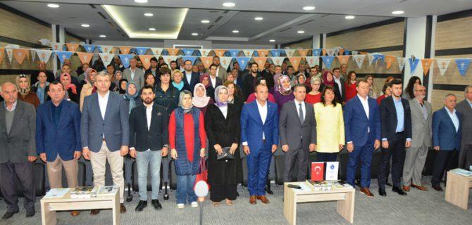 AK PARTİ BİGA İLÇE DANIŞMA MECLİS TOPLANTISI YAPILDI