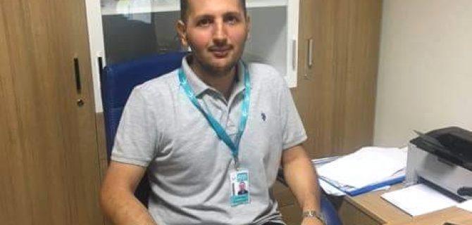 Biga Devlet Hastanesi'nde 2'inci Göz Hastalıkları Uzmanı Göreve Başladı