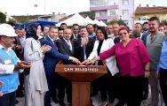 Çan'da 530 Kişilik KYK Yurdunun Temeli Atıldı