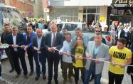 BİGA'DA V.İ.P FİTNESS CENTER SPOR SALONU AÇILDI