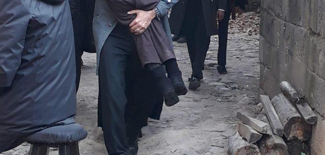 TRT 1'in Payitaht Abdülhamid dizinde bir Bigalı