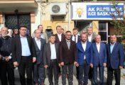 Ak Parti Biga İlçe Başkanlığı aday adaylarını tanıttı