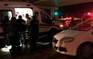 Şakirbey Kavşağı'nda Kaza: 2 Yaralı