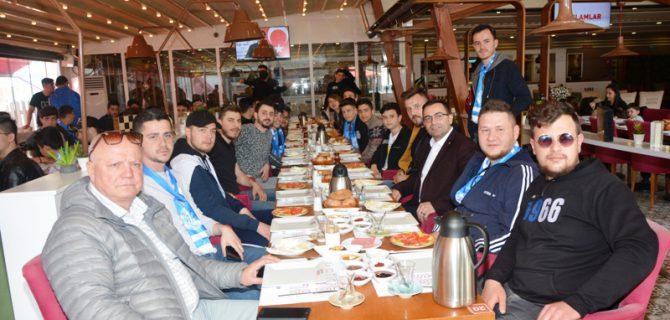 Erdoğan'dan Afacanlar'a Kahvaltı