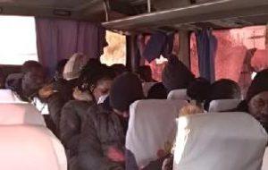 Biga'da 24 Kaçak Göçmen ile 4 Organizatör Yakalandı
