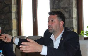 BİGA ZİRAAT ODASI KOORDİNASYON KURULU TOPLANTISINDA