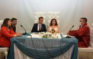 Genç Çiftler Evliliğe İlk Adımını Attılar