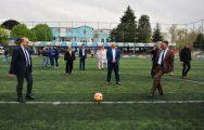 Biga Belediye Başkanlığı Bahar Kupası Başladı