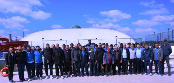 Biga Fenerbahçeliler Derneği'nden Bigaspor'a Kahvaltı