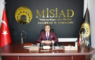 MİSİAD Çanakkale İl Başkanlığı'na Mustafa Yıldıran atandı