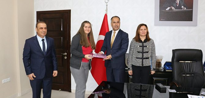 Türkiye 3.sü Biga'dan