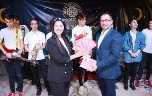 BİGA'DA 19 MAYIS, GENÇLİK KONSERİYLE KUTLANDI
