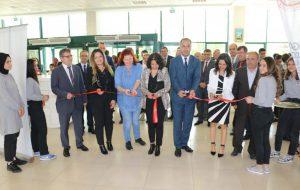 Biga Anadolu İmam Hatip Lisesi Fen ve Sosyal Bilimler Proje Okulu Resim Sergisi Açıldı