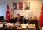 """CHP'Lİ ERKEK: """"100 YIL ÖNCEKİ GİBİ AYNI İNANÇ VE HEYECANLA"""""""