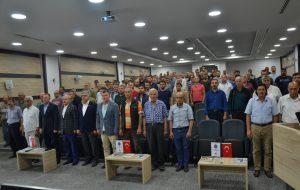 Biga Küçük Sanayi Sitesi Olağan Genel Kurul Toplantısı Yapıldı