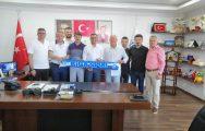 BİGASPOR'DAN BAŞKAN ERDOĞAN'A ZİYARET