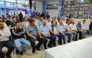 Bigaspor'da Başkan Zeki Mutlu