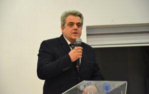 Biga Kent Konseyinde başkanlığa Metin Tatlı seçildi