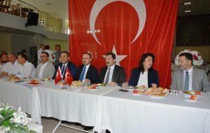 AK Partili Turan Muhtarlarla Kahvaltı'da Buluştu