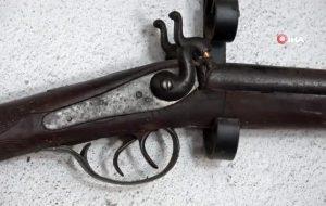 150 yıllık Osmanlı silahı hala çalışıyor
