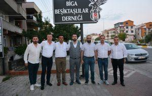 Biga Beşiktaşlılar Derneği Genel Kurulu Yapıldı