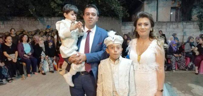 Kurtköy'de görülmemiş sünnet düğünü