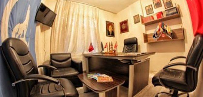 Biga Ülkü Ocakları Yeni Hizmet Binasına Taşındı