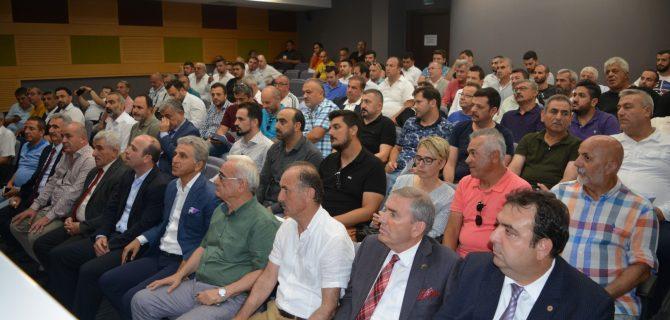 2019-2020 SEZONU SPOR TOTO BÖLGESEL AMATÖR LİG FİKSTÜR ÇEKİMİ YAPILDI