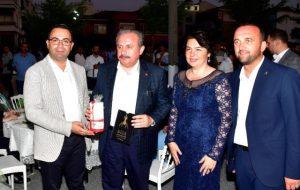 Meclis başkanı ve bakanlar Biga güreşlerine davet edildi
