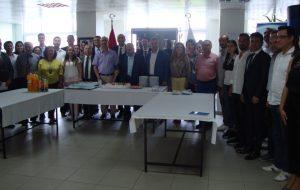 Biga Meslek Yüksekokulu 2019-2020 Güz Yarıyılı Akademik Kurulu Gerçekleştirildi.