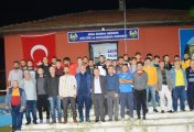 Boşnak Derneği'nden Bigaspor'a Mangal Partisi