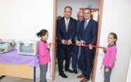 Balıklıçeşme İlkokulu sınıf müzesi açıldı.