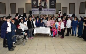 Biga Belediyesi'nden Engelliler İçin Özel Program