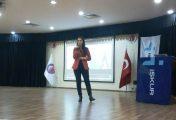 İŞKUR'UN İŞ ARAMA BECERİLERİ,  FAALİYETLERİ EĞİTİMİ DÜZENLENDİ