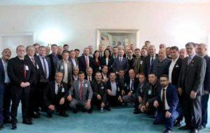Biga Muhtarlarından Ankara Çıkarması