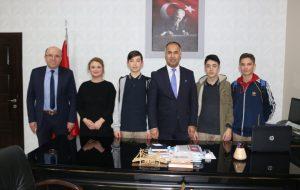 İÇDAŞ Biga Mesleki ve Teknik Anadolu Lisesi öğrencileri organik krem üretti.
