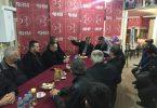 Marmara Kooperatifinden MHP'ye Ziyaret