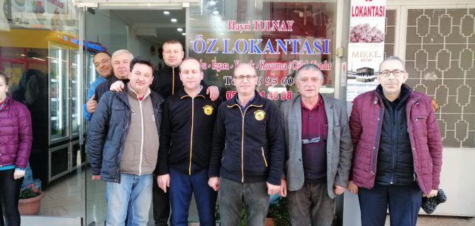 ÖZ LOKANTASIN'DAN FİLENİN SULTANLARINA KAHVALTI