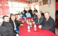 İYİ Parti'den MHP'ye ziyaret