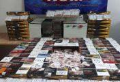 Biga'da kaçak sigara operasyonu