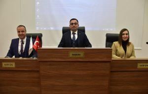 2020 Yılının İlk Meclis Toplantısı Yapıldı