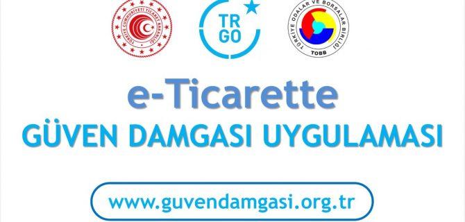 """E-TİCARETTE """"GÜVEN DAMGASI"""" DÖNEMİ BAŞLADI"""