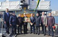 Nusret Mayın Gemisi Karabiga'da ziyarete açıldı