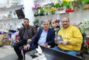 Mutur Ayhan Akkaya'yı Ziyaret Etti