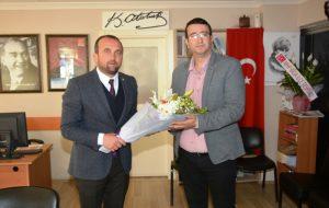 AK Parti'den, CHP'ye ziyaret